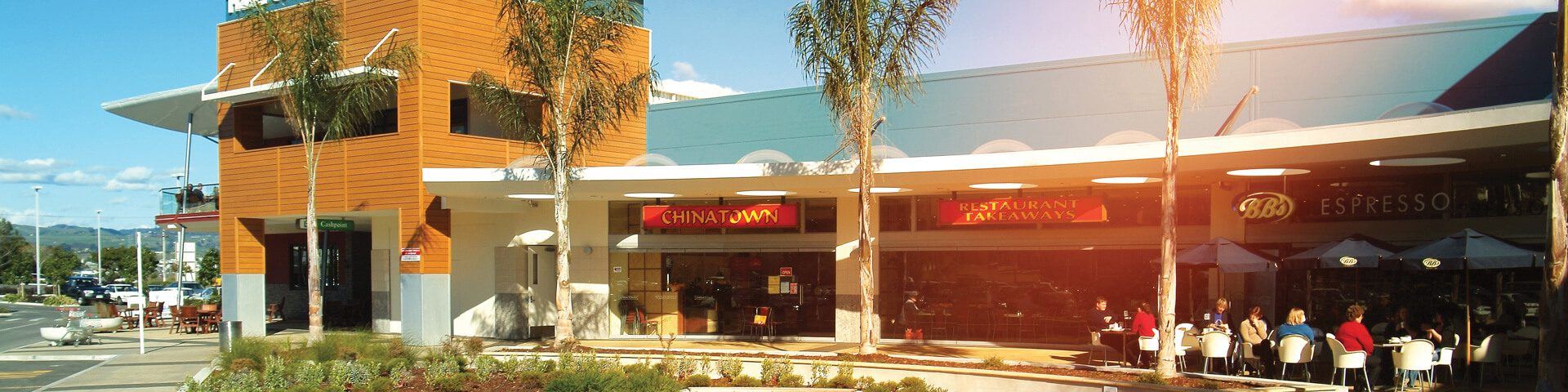 Fraser Cove shopping centre
